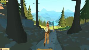 миниатюра скриншота Trail, the