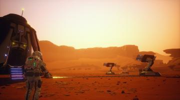 Скриншот JCB Pioneer: Mars