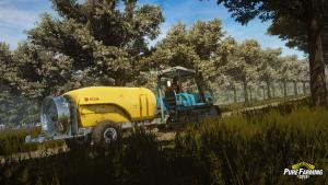 миниатюра скриншота Pure Farming 2018