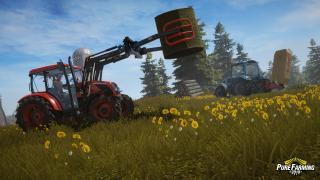 Скриншоты  игры Pure Farming 2018
