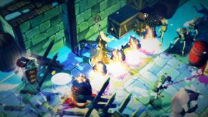 миниатюра скриншота Sword Legacy: Omen