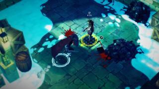 Скриншот Sword Legacy: Omen