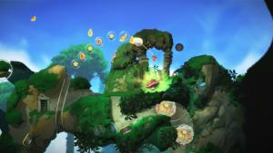 миниатюра скриншота Yoku's Island Express