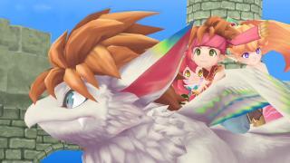 Скриншоты  игры Secret of Mana