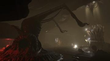 Скриншот Scorn