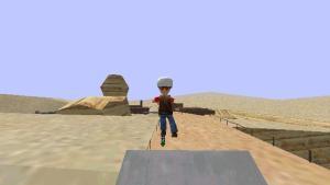 миниатюра скриншота Micro Scooter Challenge