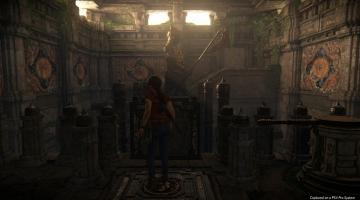 Скриншот Uncharted: The Lost Legacy
