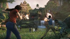 миниатюра скриншота Uncharted: The Lost Legacy