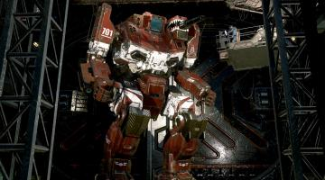 Скриншот MechWarrior 5: Mercenaries