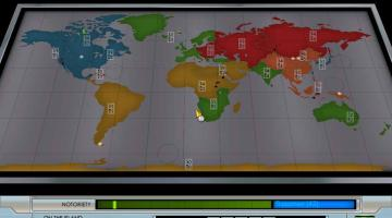 Скриншот Evil Genius
