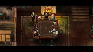 Скриншоты  игры Children of Morta