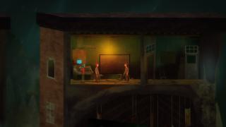 Скриншоты  игры Oxenfree