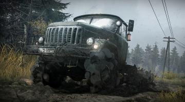 Скриншот Spintires: MudRunner