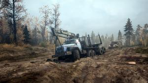 миниатюра скриншота Spintires: MudRunner - The Valley