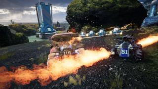 Скриншоты  игры Switchblade