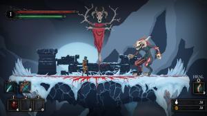 миниатюра скриншота Death's Gambit