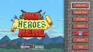 миниатюра скриншота No Heroes Here