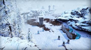 Скриншот Bannermen