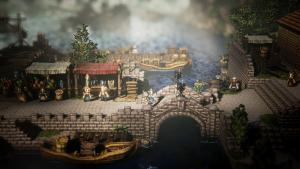 миниатюра скриншота Octopath Traveler