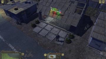 Скриншот ATOM RPG