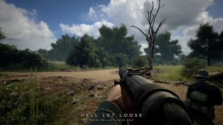 Скриншот Hell Let Loose