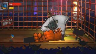 Скриншоты  игры Claws of Furry