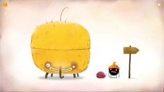 Скриншоты  игры Chuchel
