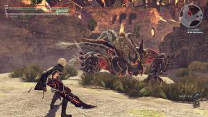 миниатюра скриншота God Eater 3