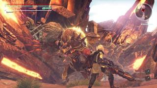 Скриншоты  игры God Eater 3