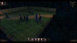 миниатюра скриншота Realms of Arkania: Blade of Destiny