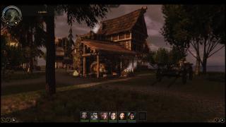 Скриншот Realms of Arkania: Blade of Destiny