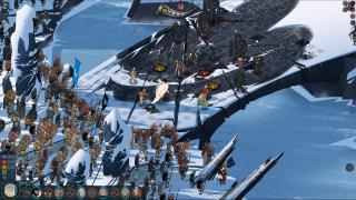Скриншот Banner Saga 2, the