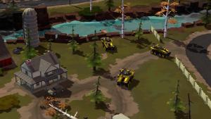 миниатюра скриншота Forged Battalion