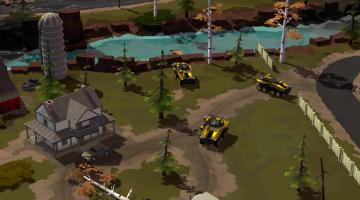 Скриншот Forged Battalion