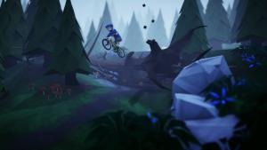 миниатюра скриншота Lonely Mountains: Downhill