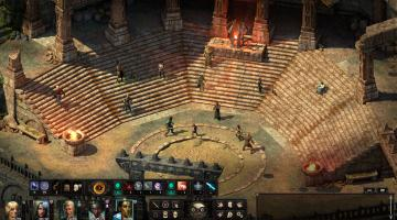Скриншот Pillars of Eternity 2: Deadfire