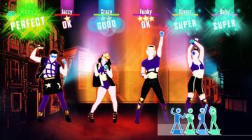 Скриншот Just Dance 2018