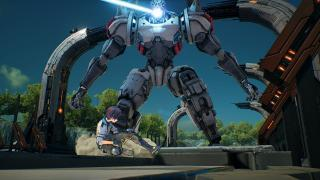 Скриншот Sword Art Online: Fatal Bullet