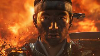 Скриншот Ghost of Tsushima