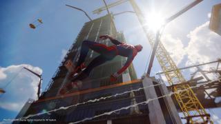 Скриншоты  игры Marvel's Spider-Man