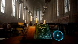 Скриншоты  игры Moss