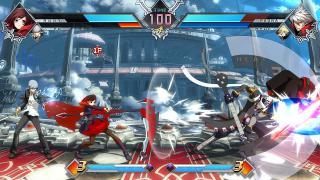 Скриншот BlazBlue: Cross Tag Battle
