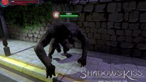 миниатюра скриншота Shadow's Kiss