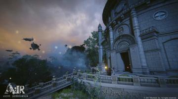 Скриншот Elyon