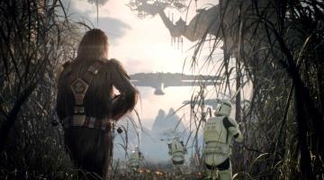 Скриншот Star Wars: Battlefront 2 (2017)