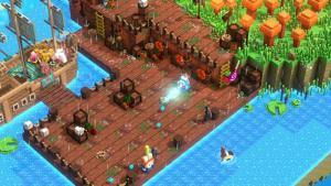 миниатюра скриншота Riverbond