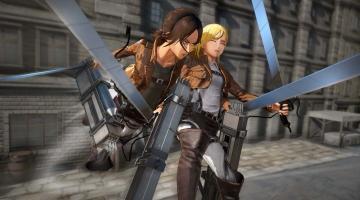 Скриншот Attack on Titan 2