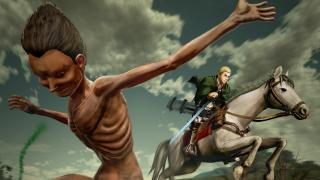 Скриншот Attack on Titan 2