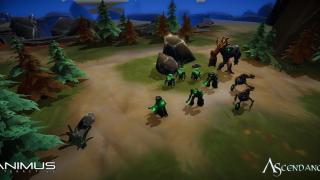 Скриншоты  игры Ascendancy