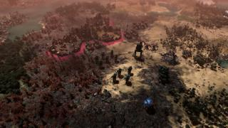 Скриншот Warhammer 40.000: Gladius - Relics of War